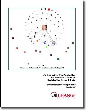 oilchange report cover